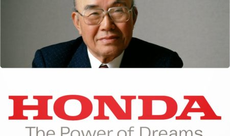 "Kisah Sukses ""Pendiri Honda"""