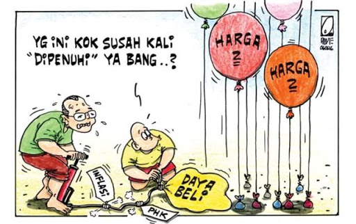 Arif Igo Dosen Budi Bakti School of Management