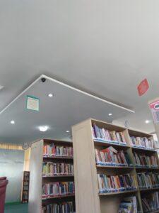 Perpustakaan Kampus Budi Bakti