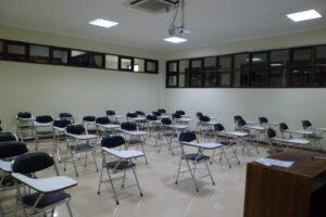 ruang kuliah kampus budi bakti